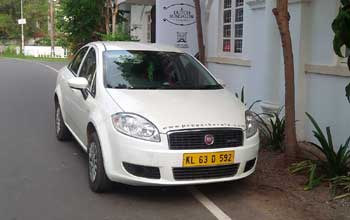 kerala taxi packages rentals services kochi
